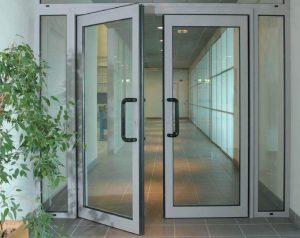 Входные двери ПВХ