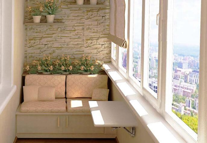 От чего зависит цена остекления Вашего балкона или лоджии