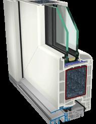 Входные двери gealan S 8000 IQ
