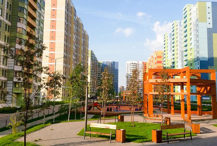 ЖК «Мой адрес На Базовской»